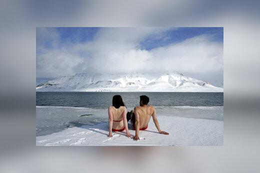 Žiemos malonumai Norvegijoje