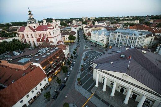 Įspūdinga prognozė: Vilnius aplenks Rygą ir taps didžiausiu Baltijos šalyse