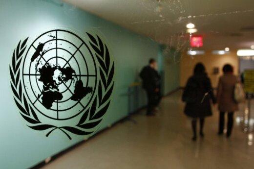 Глава МИД Литвы посетит с визитом ООН