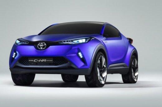 Toyota C-HR koncepcija