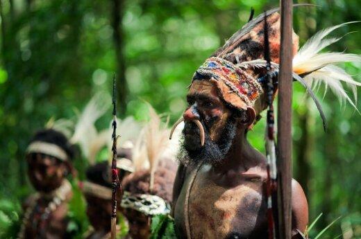 Papua Nowa Gwinea: Kanibale zakłócili przebieg wyborów