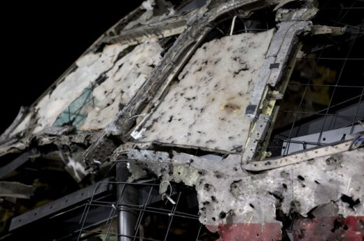 """Pasaulis mini trečiąsias MH17 numušimo metines, Ukrainoje šeimos atidengs """"gyvąjį memorialą"""""""
