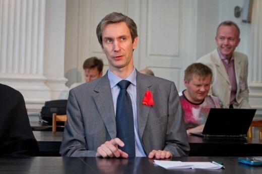 Верховный суд Литвы приступил к рассмотрению жалобы отрицавшего советскую агрессию Паляцкиса