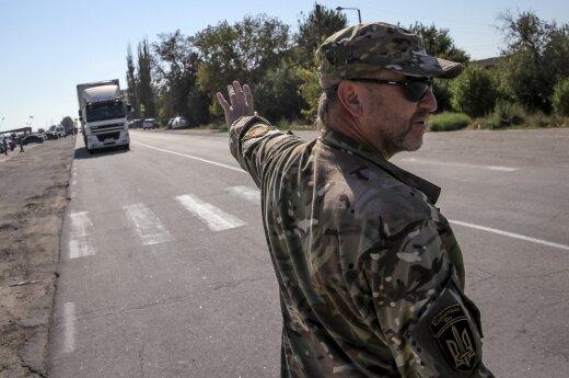 Доставка украинских продуктов в Крым полностью прекратилась