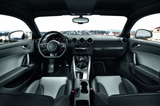 Автомобиль-робот Audi TT-S покорил знаменитую трассу
