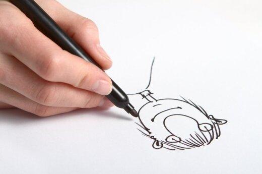 Pasąmonės paslaptys popieriuje: ką reiškia jūsų piešiniai?