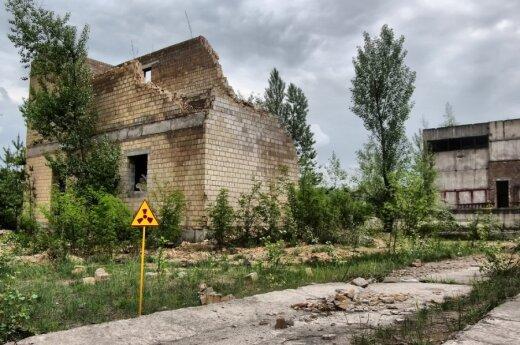 Ukraina: Elektrownia atomowa w Czarnobylu rozpada się ze starości