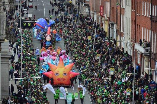 Lietuvė papasakojo, kaip Šv. Patriko dieną švenčia airiai