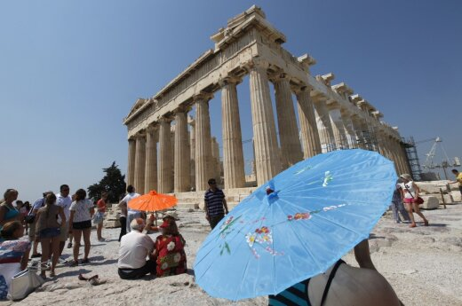 Is Greece on the road to recovery? Lithuanian economists are divided