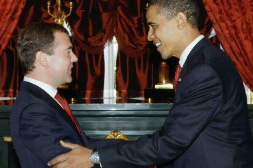 Медведев и Обама договорились сократить стратегическое вооружение