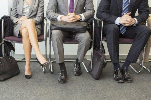 Verslininkas papasakojo, ko darbo pokalbiuose prišneka darbuotojai