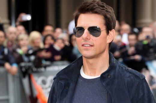 Tom Cruise bada obcą planetę