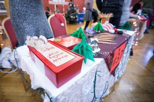 Gruodžio 14-15 dienomis - Kalėdinis daiktų turgus Vilniuje!