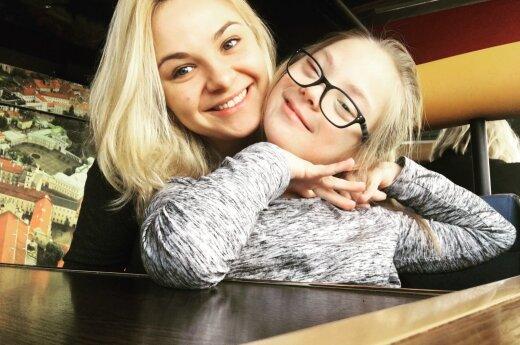 Marta ir Nikita. Foto / Asmeninis archyvas