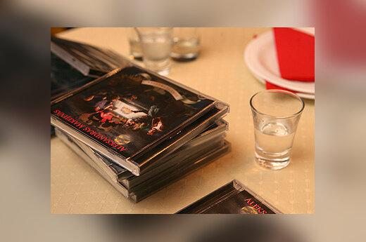 """Aleksandro Makejevo albumas """"Ilgas gyvenimas"""""""