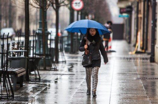 Orai: laukia ne itin malonios pavasario dienos