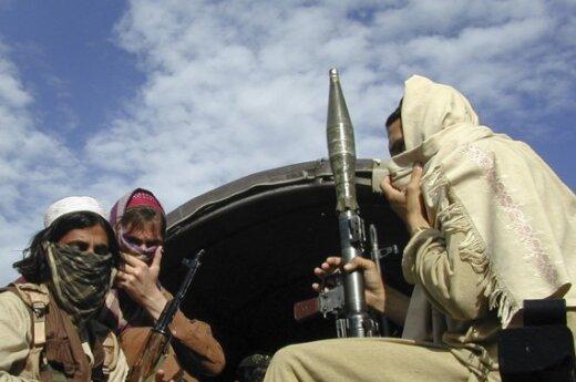 Талибы убили шестерых иностранцев в Кабуле