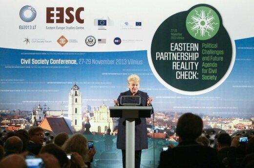 Восточное партнерство: вызовы и повестка для гражданского общества