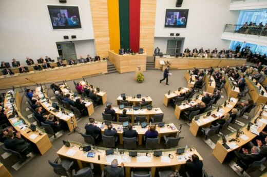 Priorities for Lithuanian parliament autumn session: national defence and social exclusion