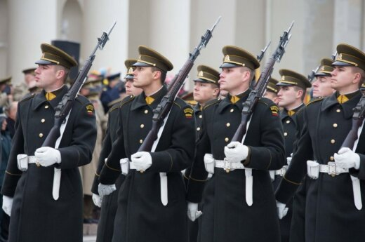 2,000 volunteers have enlisted in Lithuanian Armed Forces