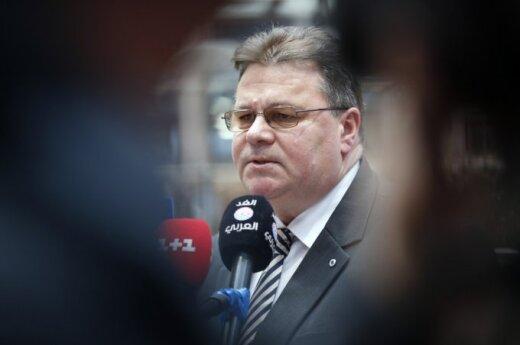 Линкявичюс о санкциях ЕС: было принято оптимальное решение