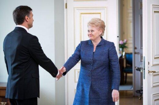 Prezydent zdymisjonowała Jarosława Niewierowicza