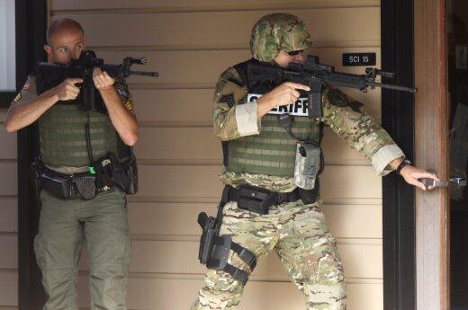 Стрельба на кампусе в штате Орегон: 9 погибших
