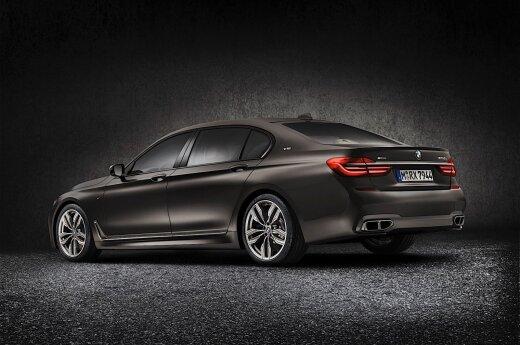 """""""BMW M760Li xDrive V12"""""""