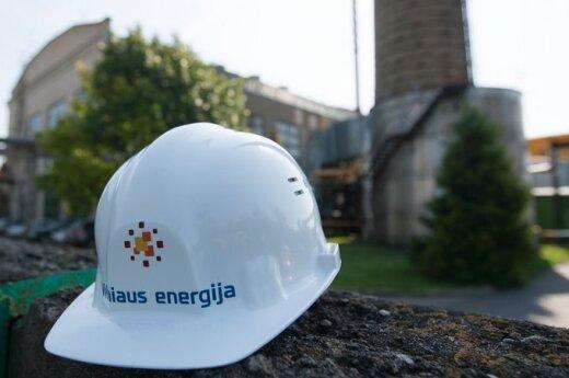 """""""Vilniaus energija"""" ketina uždaryti termofikacinę elektrinę"""