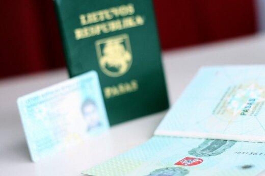 КС Литвы: по предложению лингвистов можно менять написание фамилий в паспорте