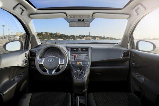 Toyota Verso – компромисс в третьем поколении