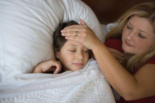 Patyrė šiųmečio gripo pasekmes: ligos pradžia – labai keista