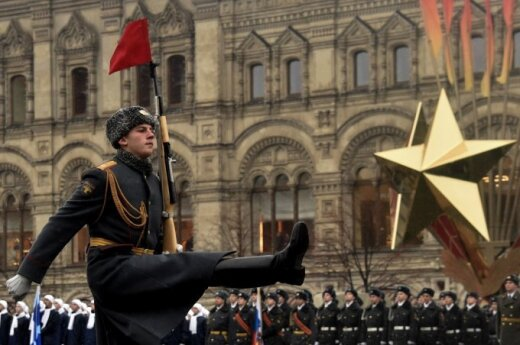 Lithuania only EU state to fully boycott 9 May celebrations in Moscow