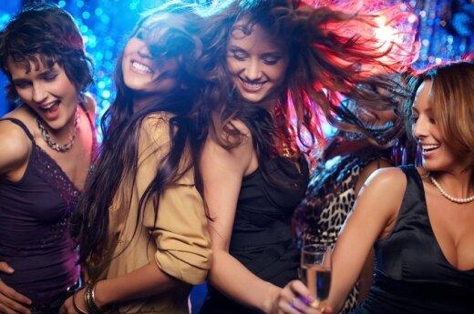 Linksmybės sostinėje – lengvai prieinamos merginos ir alkoholio upės