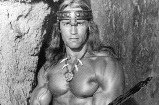 Arnold Schwarzenegger znów jako Conan