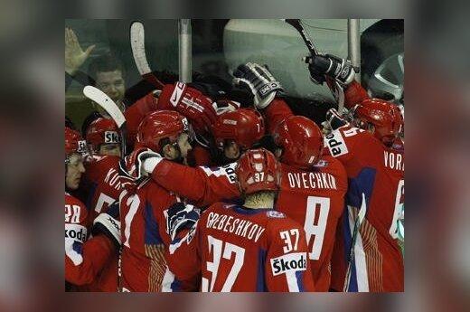 Россияне назвали хоккеистов на олимпийский сбор в Ванкувере-2010