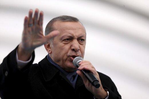 Эрдоган пригрозил не пускать нидерландских дипломатов в Турцию