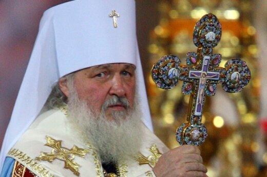 Патриарх Кирилл выступил против однополярного мира