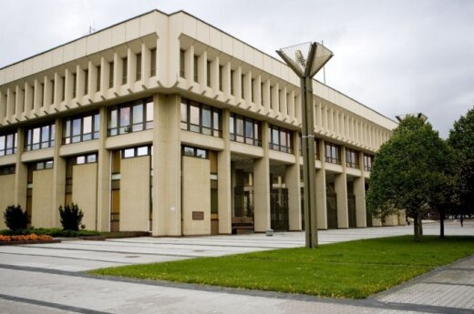 Lithuanian parliament concludes spring session