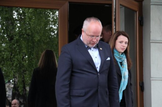 Juozas Olekas, Brigita Mačiulytė
