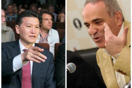 Каспаров проиграл выборы главы ФИДЕ Илюмжинову