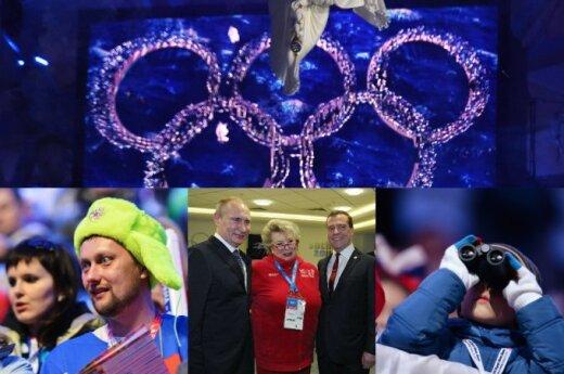 СМИ об Олимпиаде: в целом без срывов, игры не окупились, рейтинг Путина не вырос