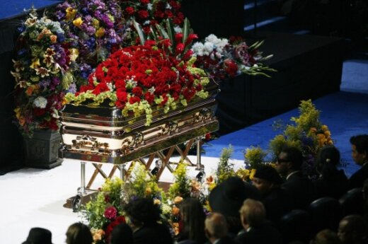 Тело Майкла Джексона пропало