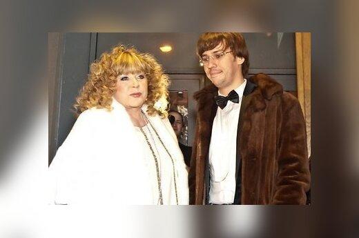 Галкин бросил Пугачеву в медовый месяц