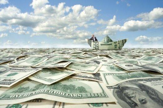 Украинцы за три месяца перевели из-за рубежа $1,6 млрд