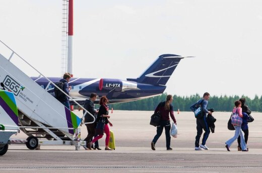 Lithuania gives away €1m to airlines