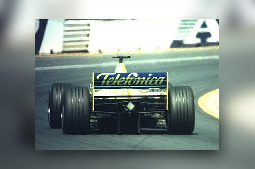 """Minardi"" bolidas"