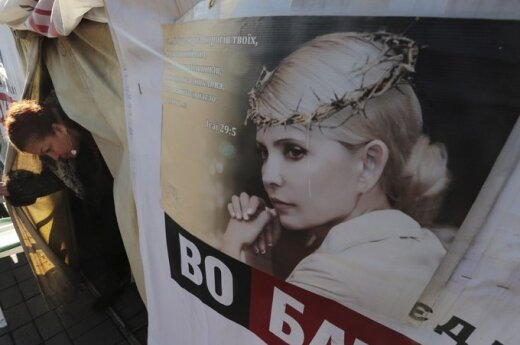 Тимошенко написала открытое письмо Ходорковскому