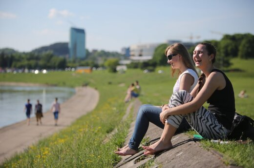 Lithuania in for biggest heatwave this year