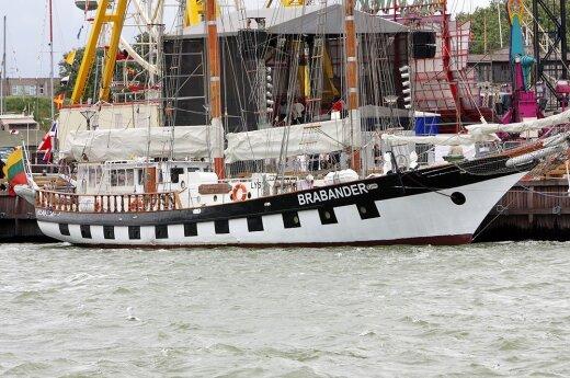 Klaipėda University sailboat takes on 5,000 mile journey